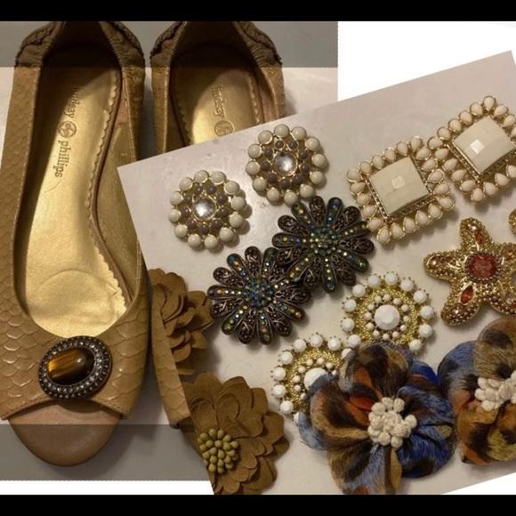 Lindsay Phillips Shoes Size 8